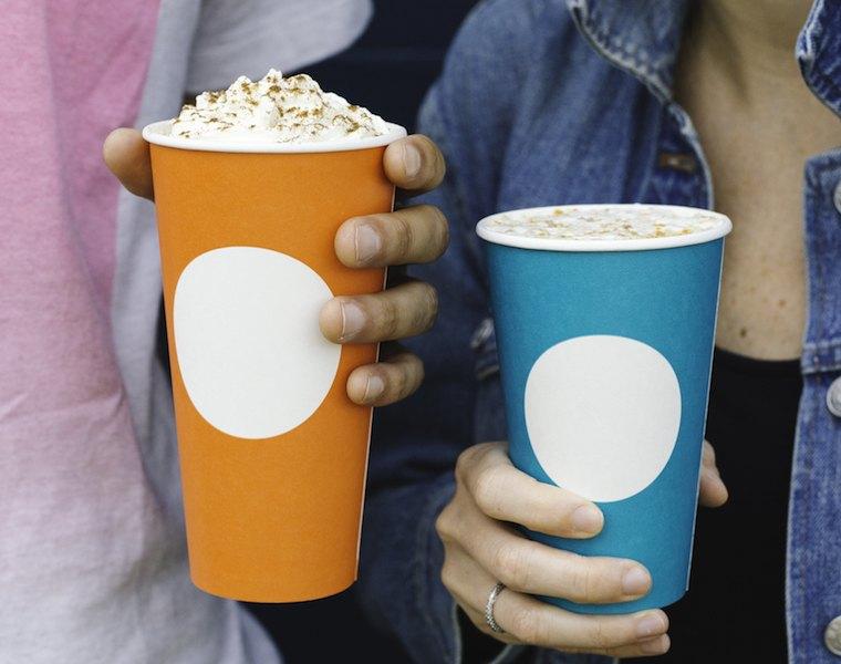 new Starbucks cups