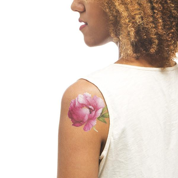 Thumbnail for These new essential oil-scented tattoos smell just as good as they look
