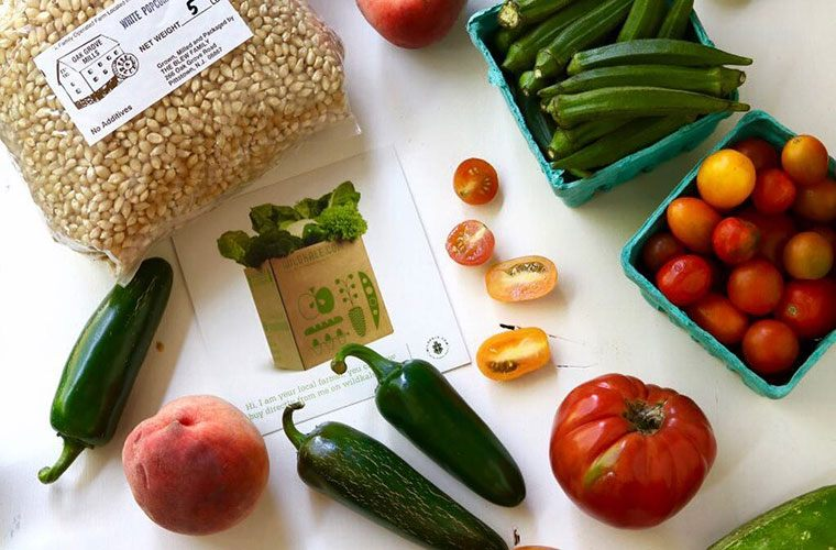 Thumbnail for This first-of-its-kind online farmers' market is the most natural food-delivery service