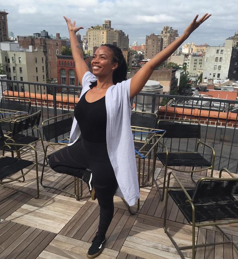 Chelsea Jackson Roberts Yoga Sutras