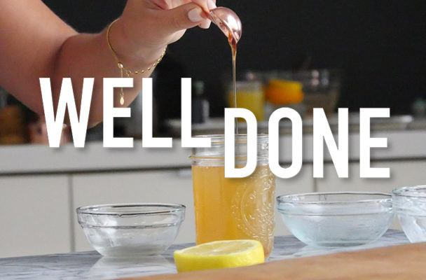 How to make an immune-boosting ACV shot, just in time for flu season