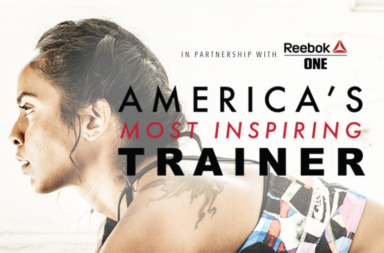 Thumbnail for Our search for the next America's Most Inspiring Trainer starts *now*
