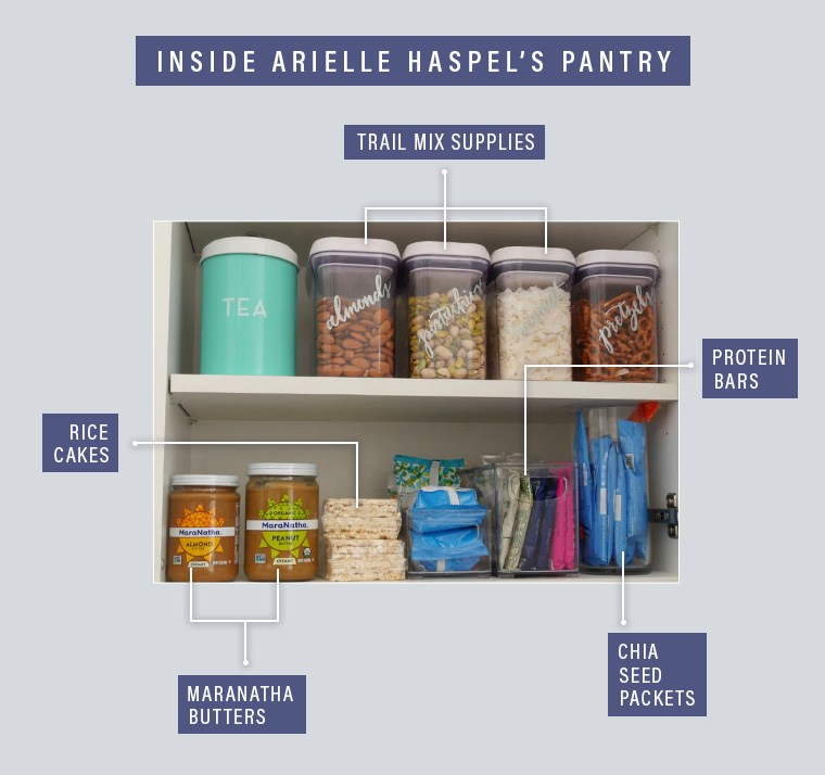 Thumbnail for How to stock your pantry for snacking emergencies, according to a health coach