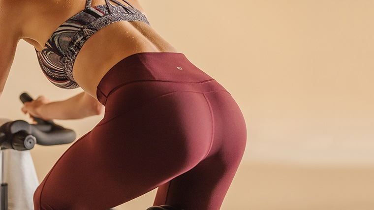 Thumbnail for Lululemon wants to change the way you sweat with its new fabric