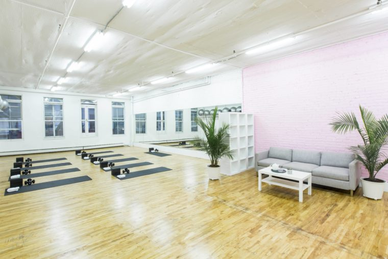 Fit Pregnancy Club Opens in NYC