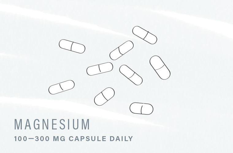 how much magnesium to eat