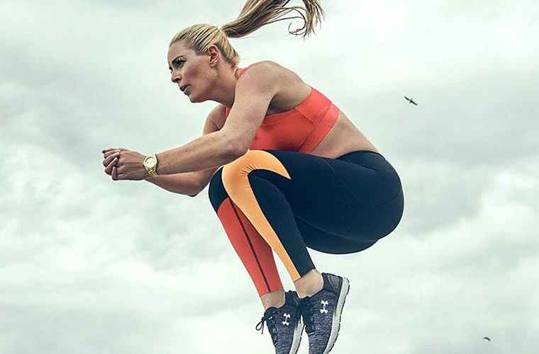 Thumbnail for 5 rules Olympic skier Lindsey Vonn swears by for staying healthy on a plane