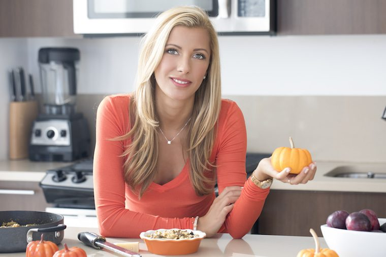 Neda Varbanova Pumpkin Pasta Recipe
