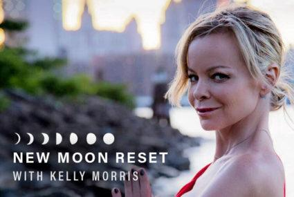 Introducing New Moon Reset! Your monthly at-home lunar ritual