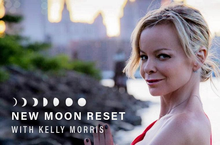 Thumbnail for Introducing New Moon Reset! Your monthly at-home lunar ritual
