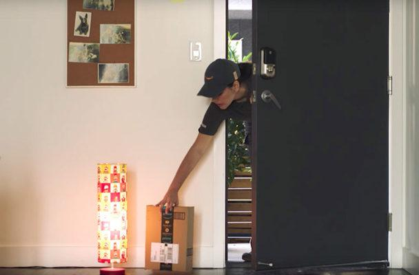 Convenient or creepy? Amazon's new delivery service goes *inside* your healthy home