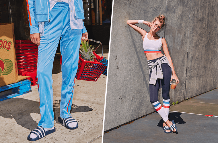 Thumbnail for This '70s-inspired collection is what retro workout dreams are made of