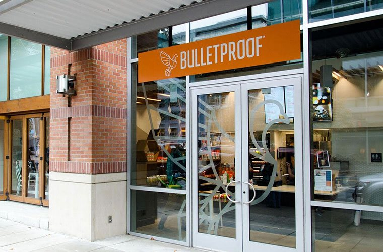 Thumbnail for Bulletproof takes on Starbucks by opening up (coffee)shop in Seattle