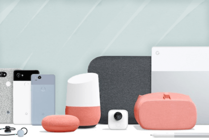 Google home is about to get a hygge makeover
