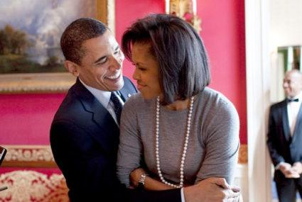 5 times the Obamas were the definition of relationship goals