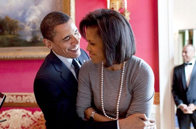 Thumbnail for 5 Times the Obamas Were the Definition of Relationship Goals