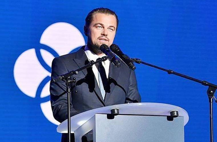 Thumbnail for Leonardo DiCaprio wants you to eat Beyond Meat to save the environment
