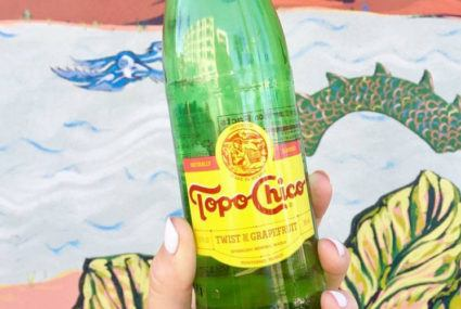 Drop the LaCroix: Coca-Cola just acquired this sparkling mineral water