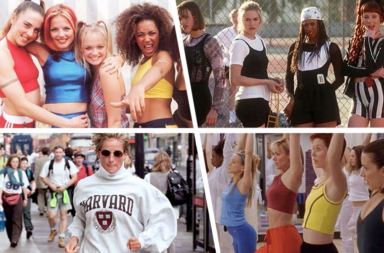 Thumbnail for Quiz: Which '90s icon should you be for Halloween, based on your athleisure style?