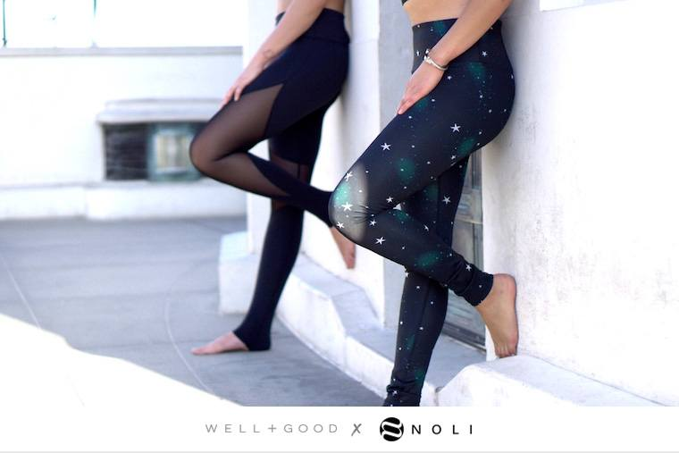 Thumbnail for 5 Printed Leggings You're Going to Want to Live in This Fall