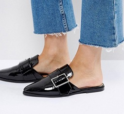 Thumbnail for 14 slipper shoes that let you take your hygge game out on the town