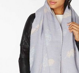 Thumbnail for 13 oversize scarves to pair with your leggings this winter