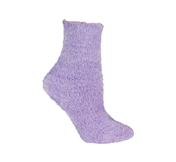 Thumbnail for These soft and fuzzy socks are perfect for padding around your hygge home