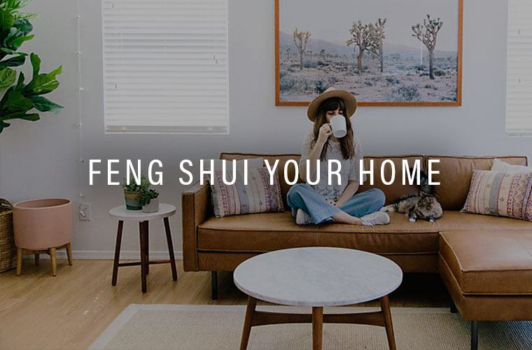 Practice self-care with feng shui in your home