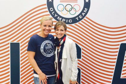 How thinking like a champion helped Olympic gymnast Shannon Miller fight cancer