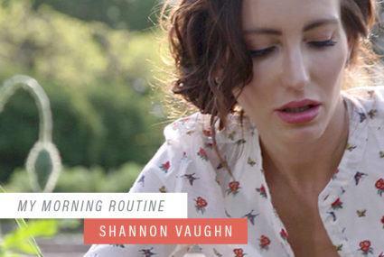 The Ayurvedic essential oil blend detox beauty guru Shannon Vaughn uses every morning to balance her dosha