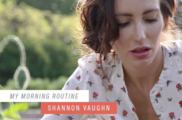The Ayurvedic essential oil blend detox beauty guru Shannon Vaughn uses every morning to balance her dosha