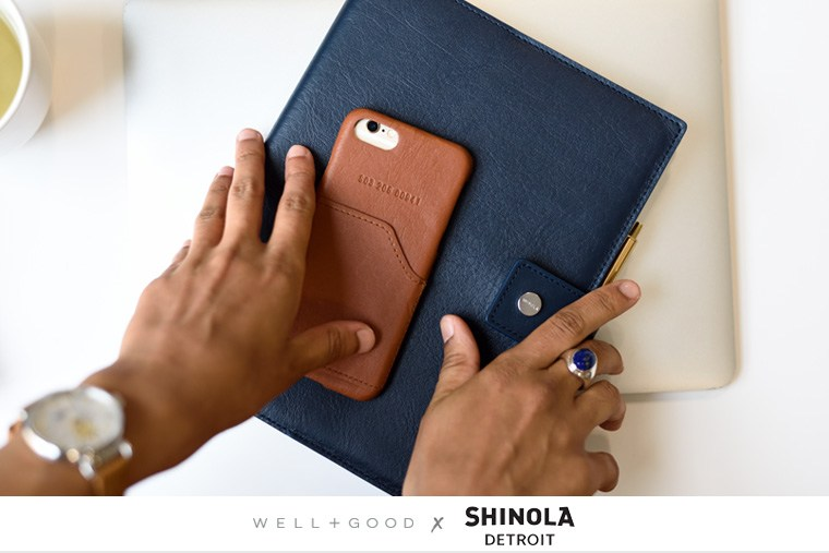 shinola accessories