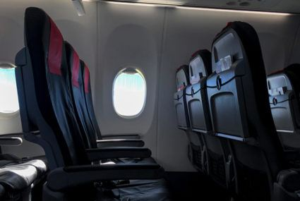 Well+Good - Where you choose to sit on a plane might reveal a lot about your personality
