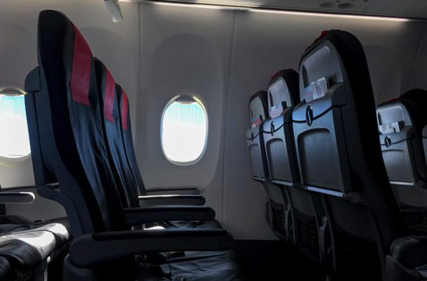 Where you choose to sit on a plane might reveal a lot about your personality