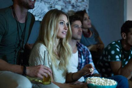 Scary movies might spook the stress right out of you, research says