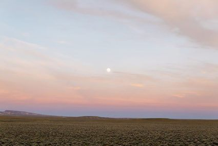 Today's full harvest moon is super rare—here's why