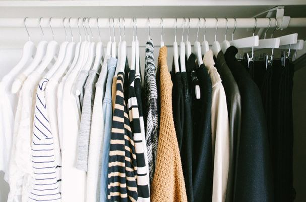 The one fall closet-organizing trick you should steal from the pros