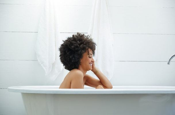High-Tech Hygge Alert: You Can Soon Use Your Kindle in the Bathtub