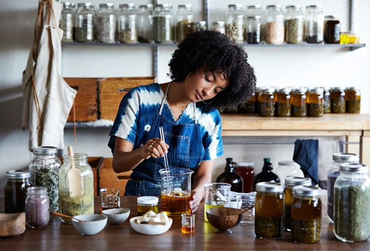 how to mix essential oils