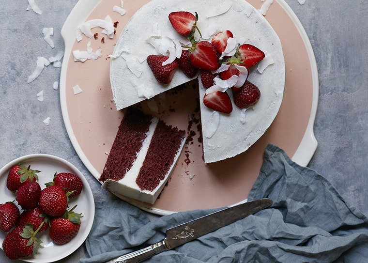 Red Velvet Cake Recipe The Healthy Convert