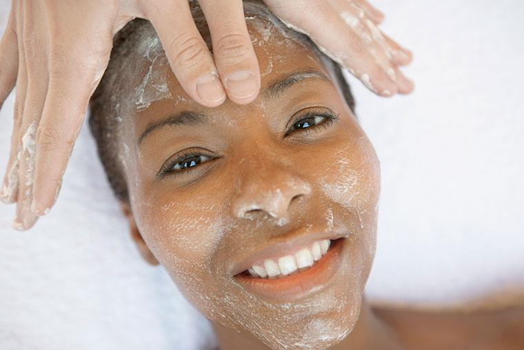 Thumbnail for This is the right way to exfoliate—according to your skin type