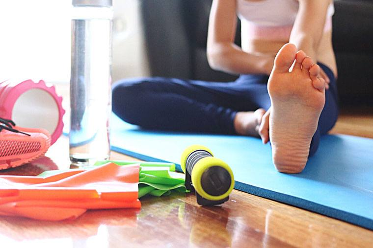 Thumbnail for One hour of exercise per week can ward off depression—here's how