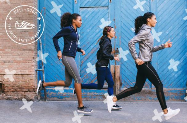 Sign up Now for the Well+Good X Strava Running Challenge!
