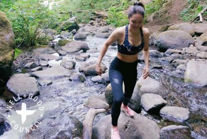 How the Japanese practice of forest bathing helps Candice Kumai stay grounded