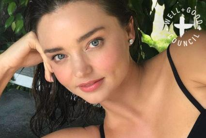 The one wellness hack that's changed Miranda Kerr's life
