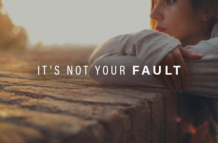 sexual abuse is not your fault