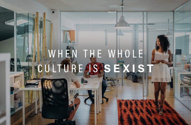 sexist workplace culture