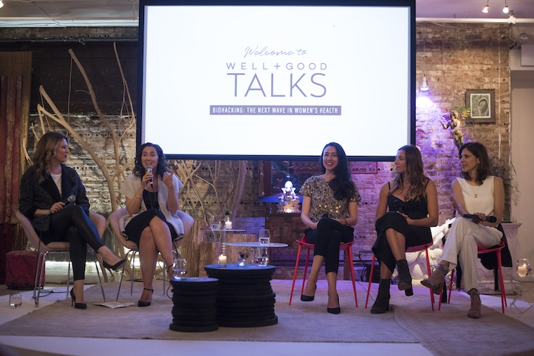 Thumbnail for Well+Good Talks! 5 OMG moments from our rockstar panel on biohacking for women