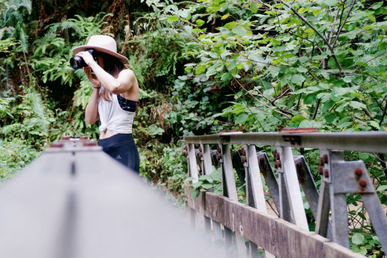 Thumbnail for How the Japanese practice of forest bathing helps Candice Kumai stay grounded