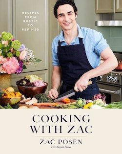 Cooking with Zac Posen